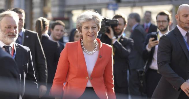Британският министър-председател Тереза Мей каза, че планът й за Брекзит