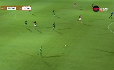 Премина ли голлинията на вратата на ЦСКА топката?
