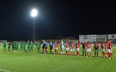 ЦСКА победи Ботев Враца, Божинов изпусна дузпа и си вкара автогол