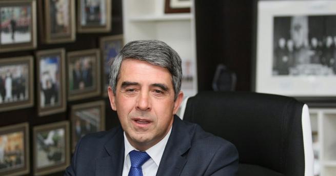 Росен Плевнелиев, президент на България (2012-2017), коментира по неговата гледна