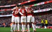 Арсенал удари скъсващия се да пропуска Евертън