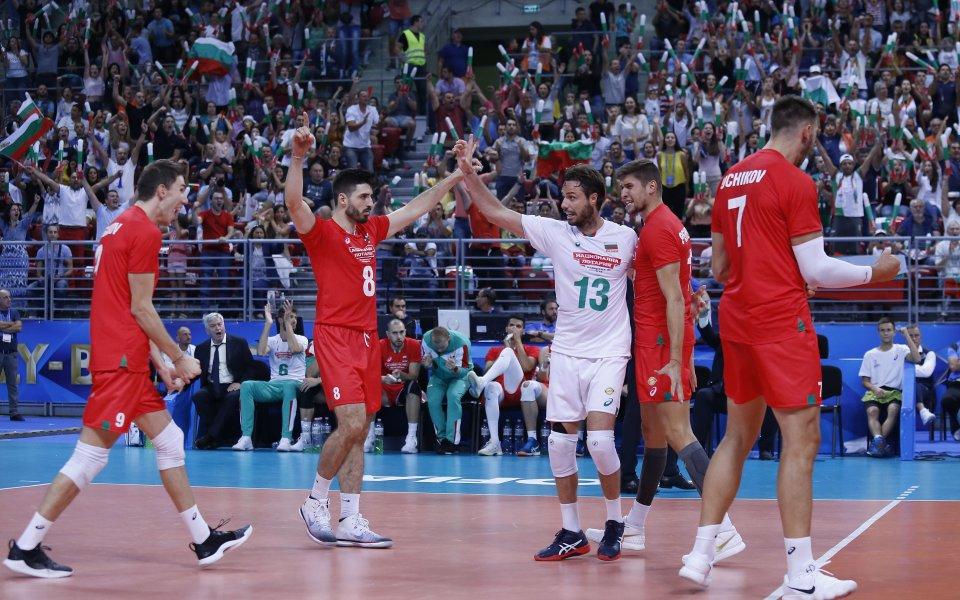 България приема олимпийска квалификация по волейбол при мъжете