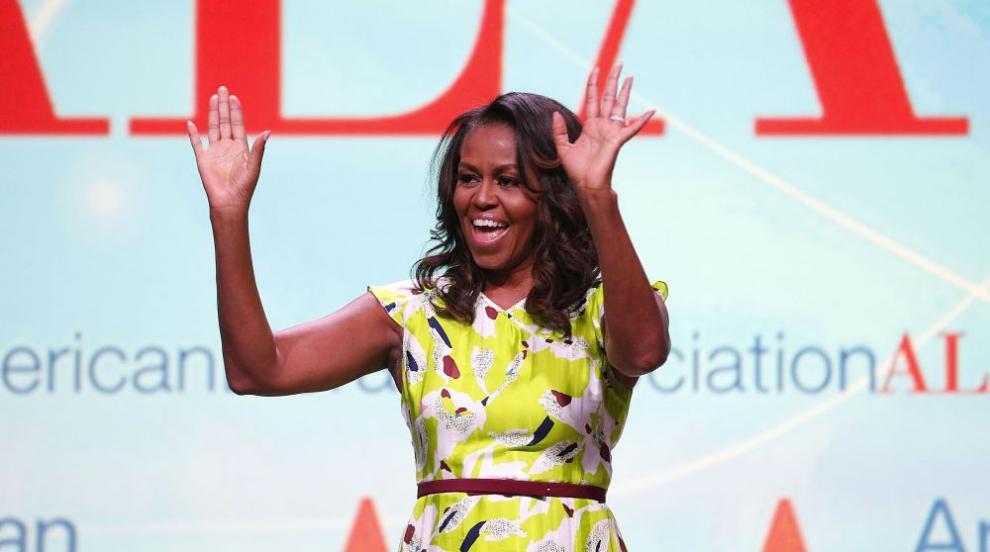 Мемоарите на първата дама: Мишел Обама търси читатели