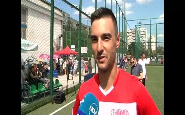Кузманов: Спортът е прекрасен начин да изкараш агресията