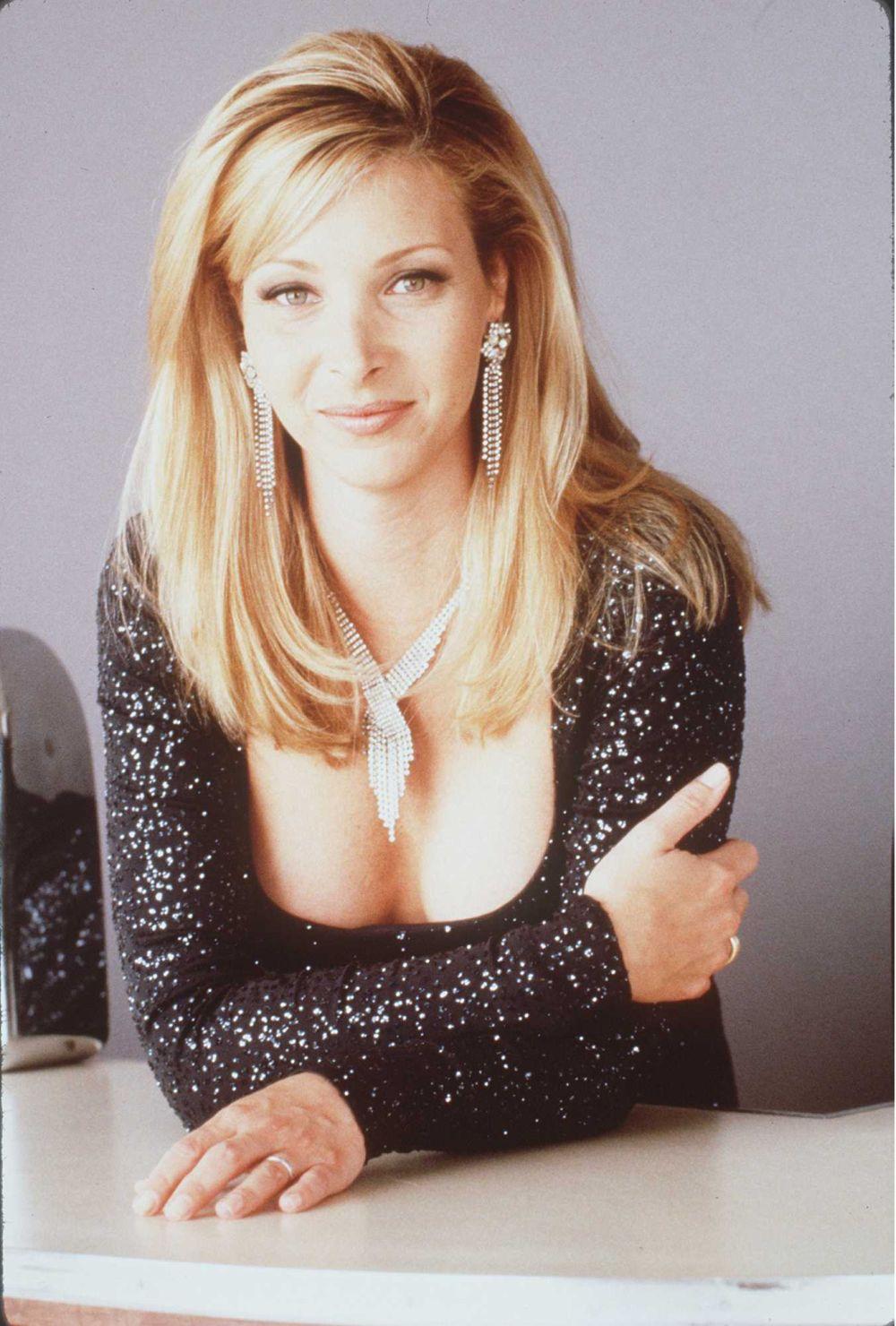Лиса Кудроу през 1996 г.