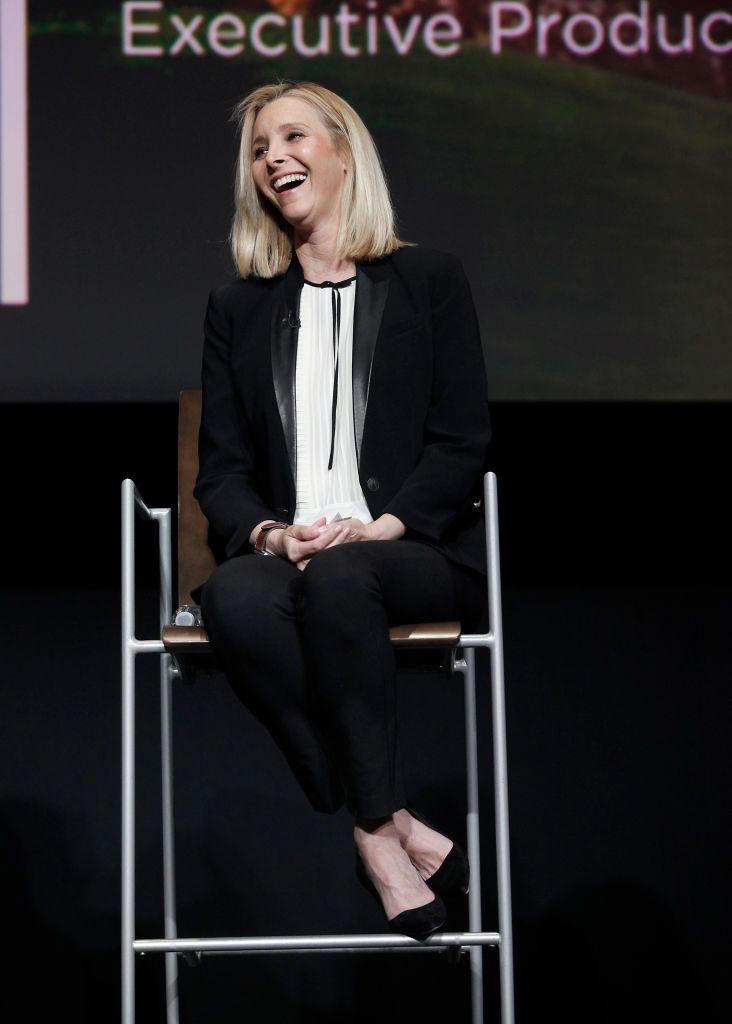 Лиса Кудроу през 2018 г.