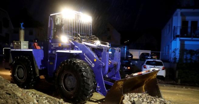 Буря премина снощи през Германия, отне живота на най-малко един