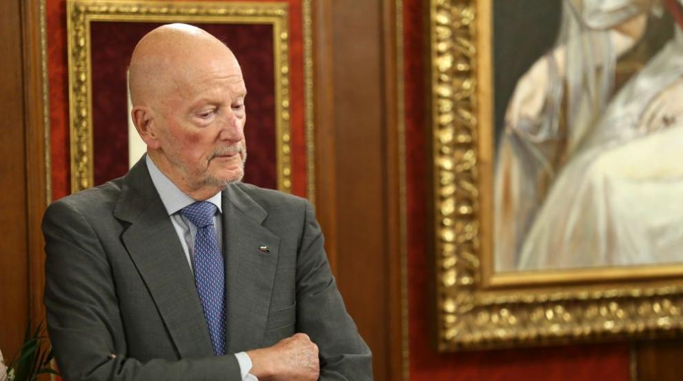 Симеон Сакскобургготски направи дарение за 50 000 лева...