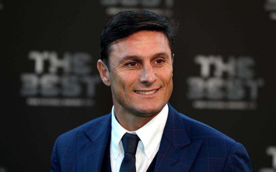 Вицепрезидентът на Интер Хавиер Санети коментира жребияза Лига Европа, който