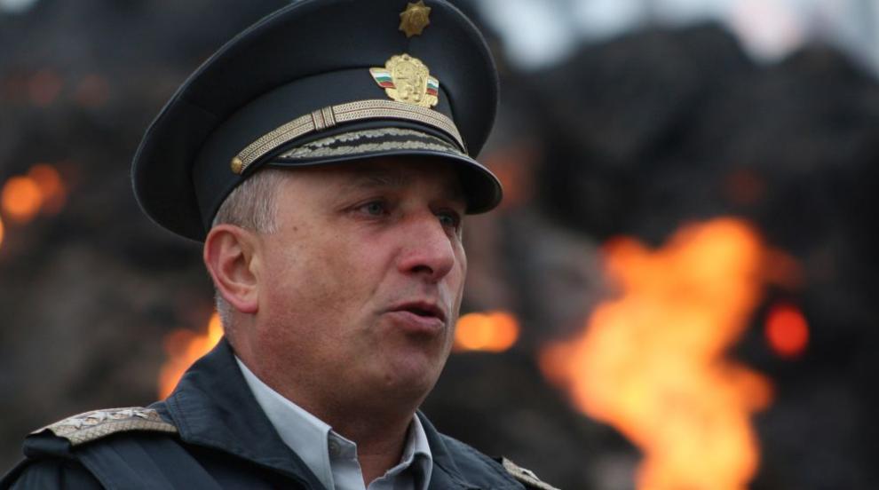 Искра от самозапалили се въглища е причинила пожара в ТЕЦ-Сливен