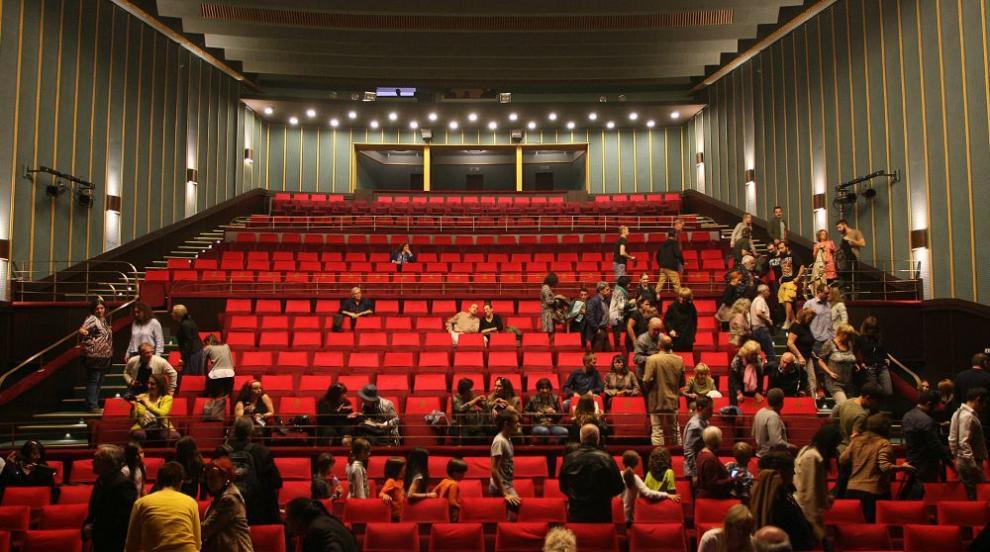 Сатиричният театър посреща новия сезон с обновен салон (СНИМКИ)