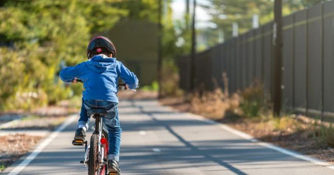 """Мъж открадна колело от дете в столични квартал """"Овча купел"""".Радостта"""