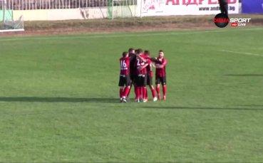 Добруджа - Локомотив София 0:1 /репортаж/