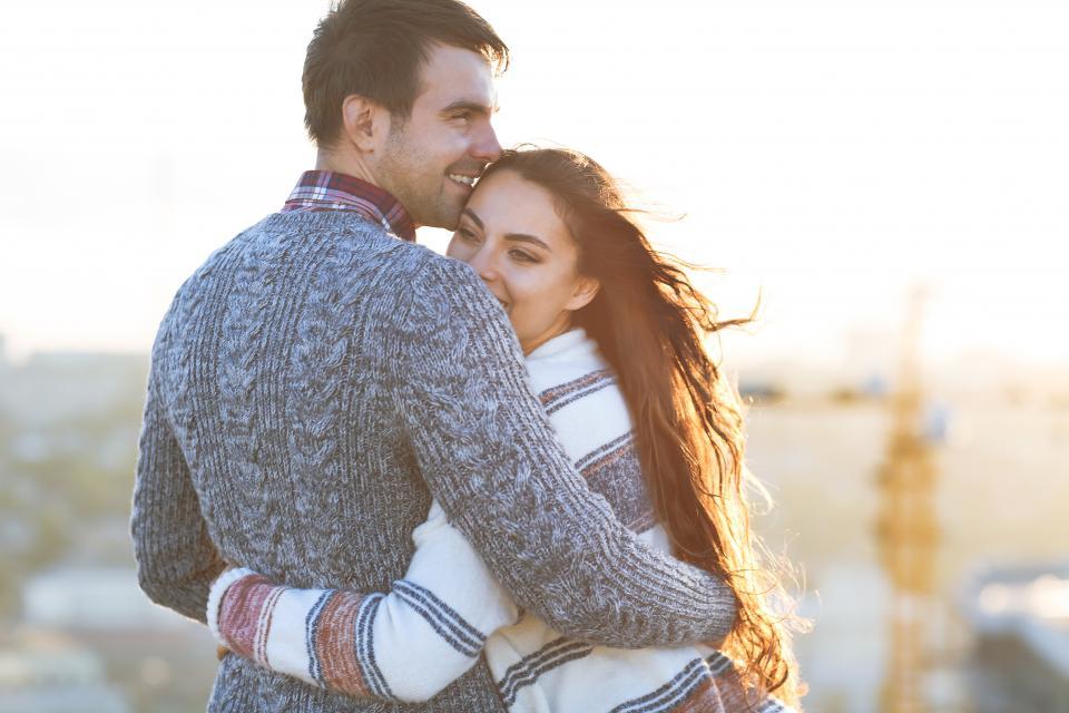 двойка влюбване