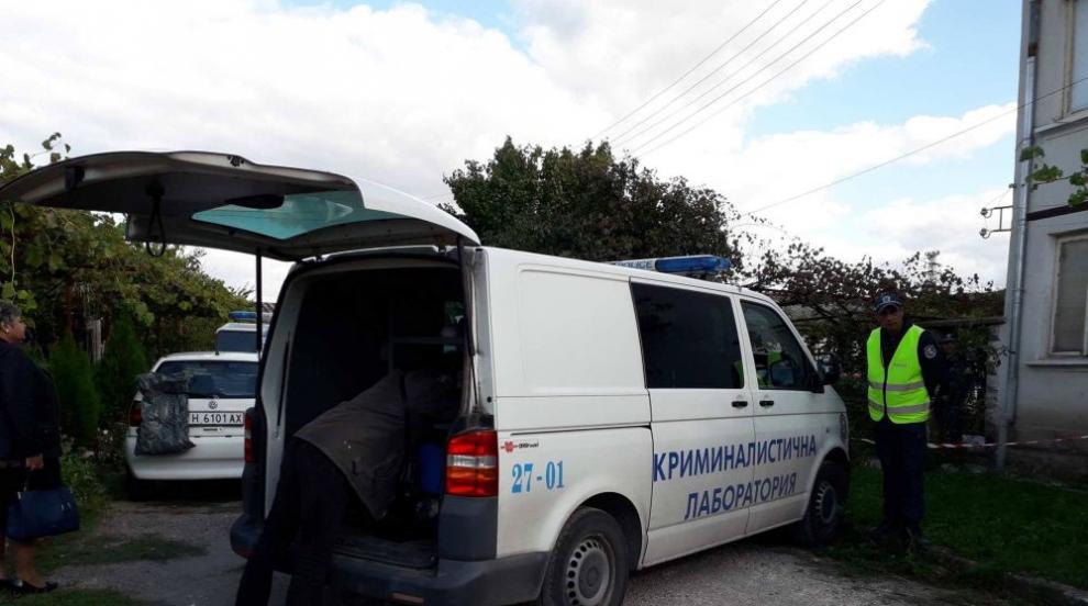 Роднина избил семейството в Каспичан