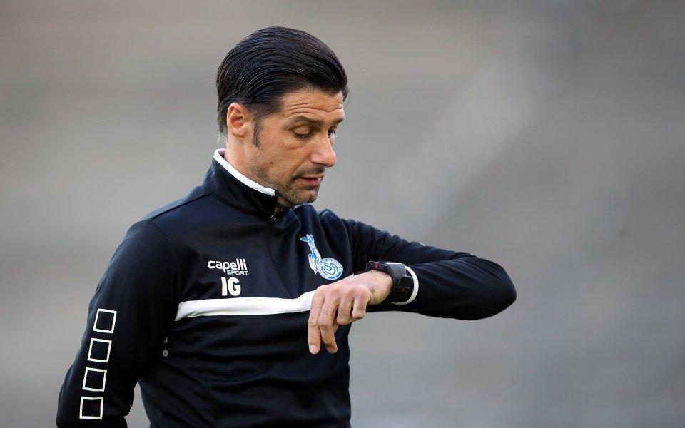 Илия Груев остава помощник-треньор във Вердер Бремен и през следващия