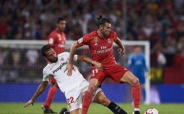 Пред Реал Мадрид целта е влизане в Топ 3 на Ла Лига
