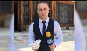 Има задържани за нападението над журналист