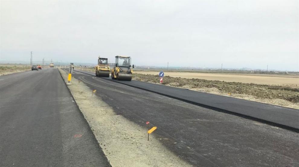 Обновяват над 460 км републикански пътища от втори и трети клас