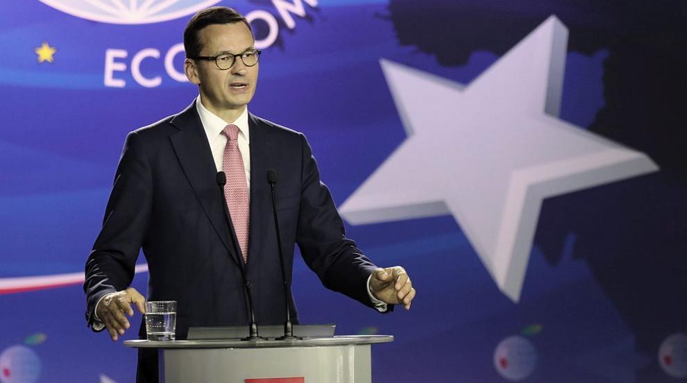 """Полският премиер апелира за """"стодневна..."""