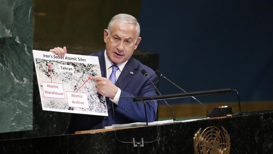 Нетаняху вероятно с пети мандат начело на Израел