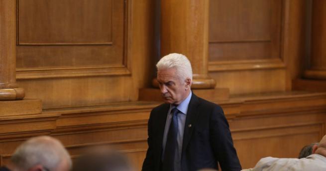 Народните представители на НФСБ снемат доверието от Волен Сидеров като