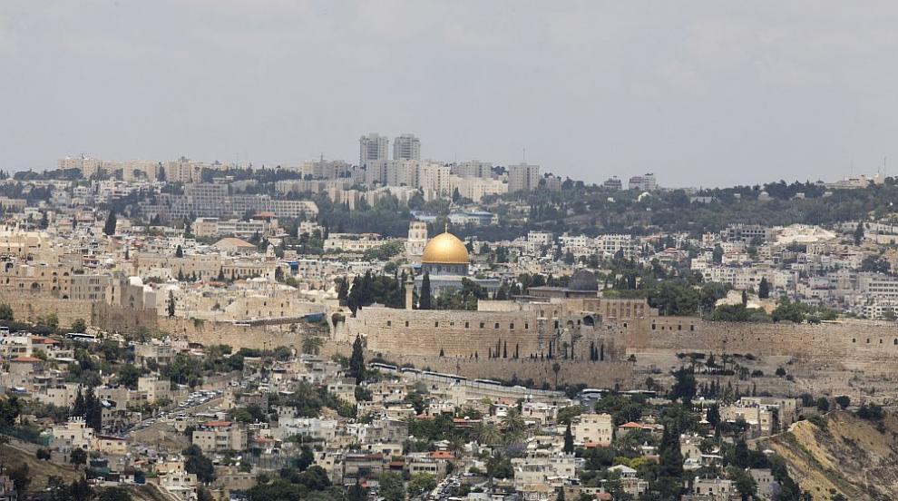 Палестина заведе иск срещу САЩ заради преместването на US посолството в...