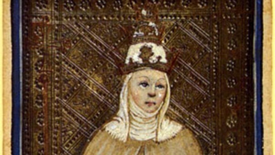 Имало ли е жена папа, която църквата отрича
