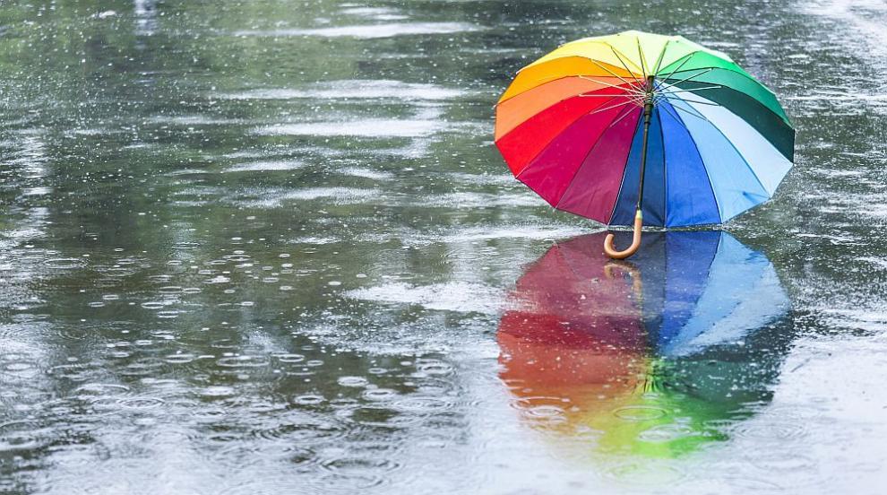 Очакват се валежи в 18 области
