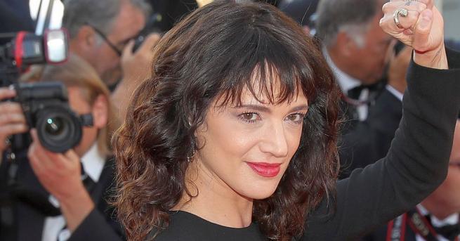 Италианската актриса и режисьорка Азия Ардженто призна открито, че е