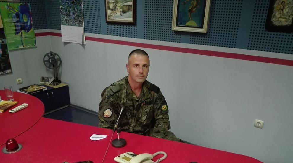 Как български снайперист впечатли с уменията си военни от НАТО?