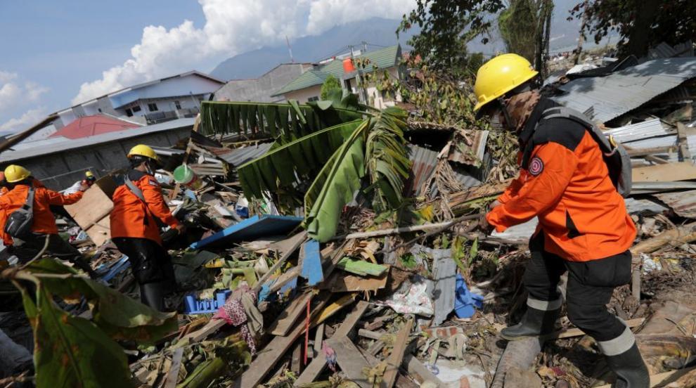 Опустошението в Индонезия: Смъртта настигна студенти по теология в църква