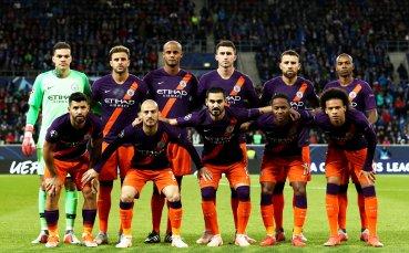 Манчестър Сити заплашен с изхвърляне от Шампионска лига