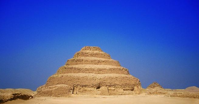 Гробница на жрец, живял преди повече от 4400 години, бе