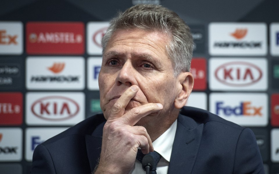 Бразилски гранд официално представи бивш треньор на Лудогорец