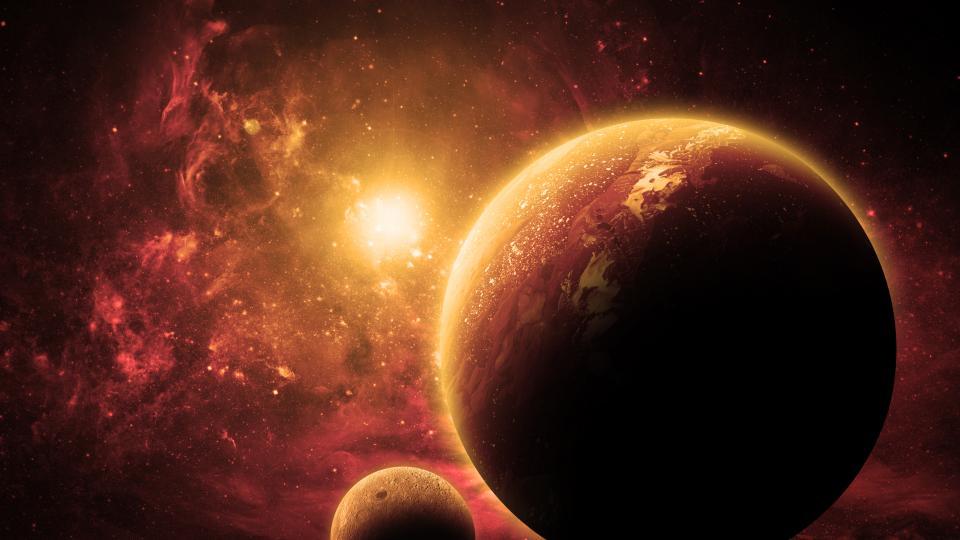 планета космос венера