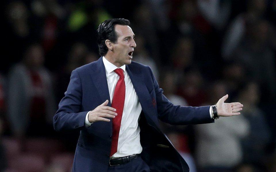 Мениджърът на Арсенал се зае да коментира головата суша в Реал