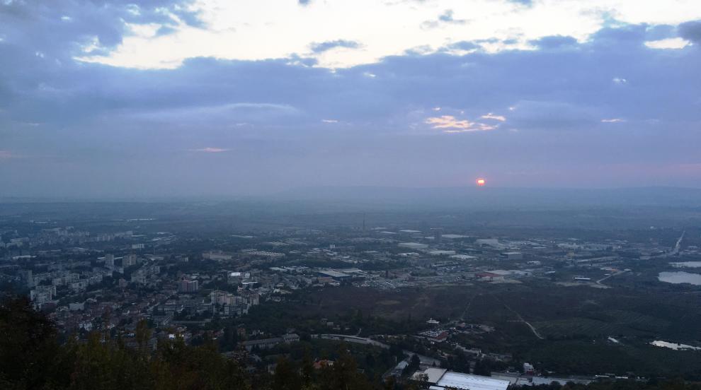 След мъглата - слънце