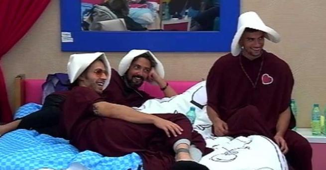 Снимка: Мъжете в Kъщата на VIP Brother с план срещу Кулагин