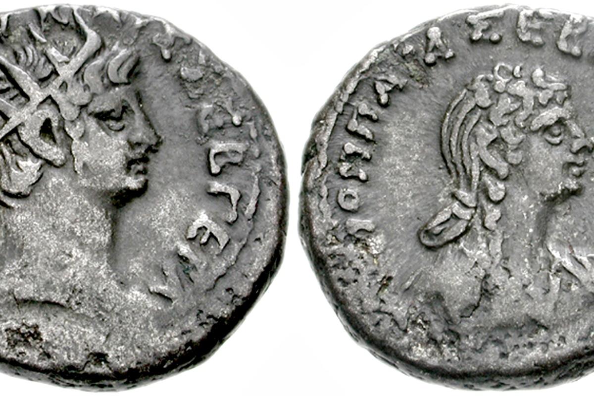 <ol>  <li>Около 67 г. сл. Хр. император Нерон се жени за момче на име Спорус, което кастрира и започва да третира като жена, наричайки го с името на починалата му съпруга Сабина. Смята се, че самият Нерон е причината за смъртта на бременната Сабина, ритайки я до смърт в изблик на ярост.</li> </ol>