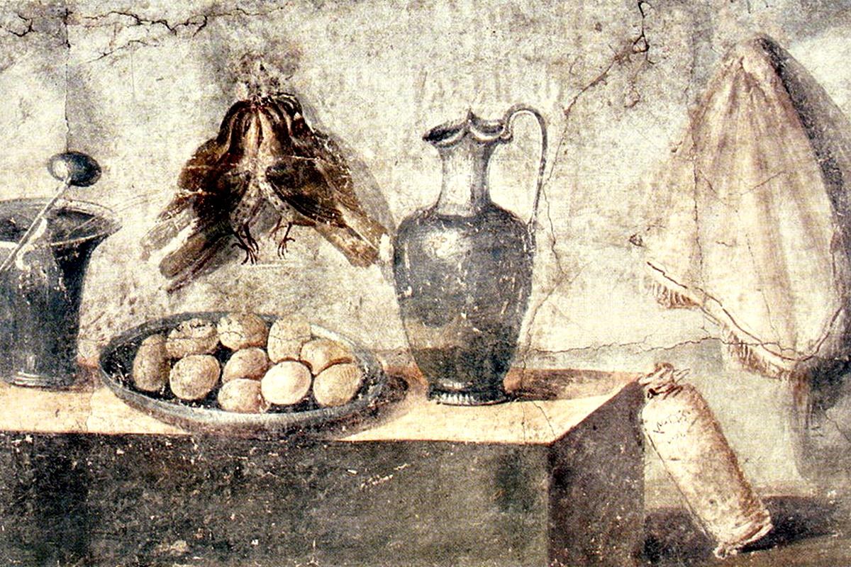 Древните римляни пиели свинска тор като енергийна напитка.Тя се приготвяла от изпечени свински изпражнения и оцет и се смята, че император Нерон много я харесвал.