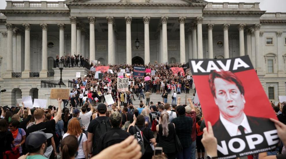 Хиляди американци ще участват в поход за защита на правата на жените