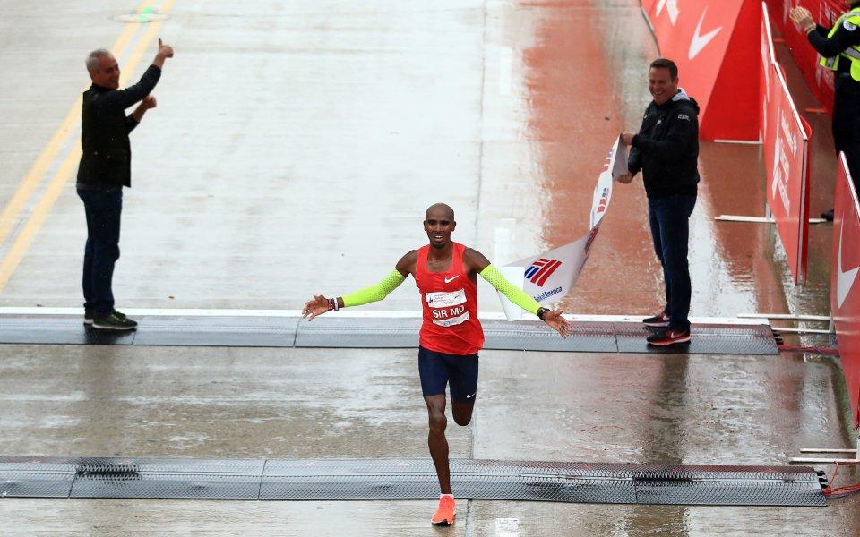 Мо Фара спечели маратона на Чикаго с европейски рекорд