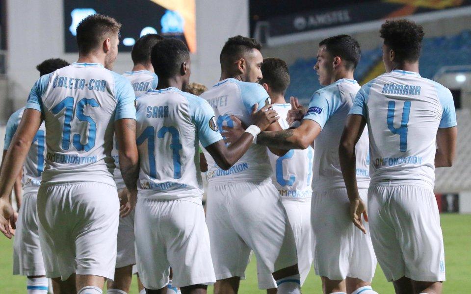 Марсилия с лечебна и мъчна победа в Лига 1