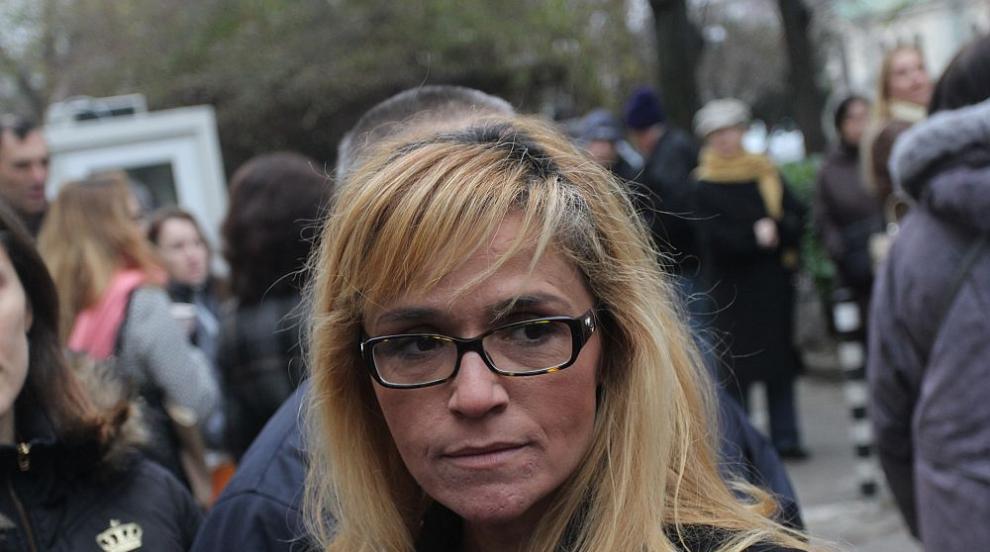 Съдът реши: Десислава Иванчева се прибира у дома, прокуратурата протестира