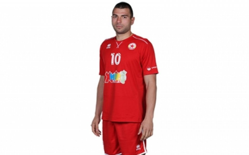 Волейболистът Тодор Костов: ЦСКА учи на отговорност