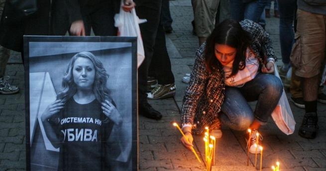 Лелята на 21-годишния Северин Красимиров, който беше задържан за убийството