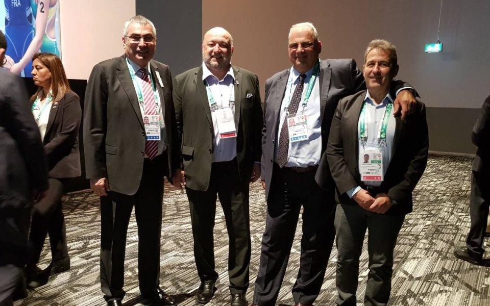 Министър Кралев - гост на 133-ата сесия на МОК по покана на Томас Бах