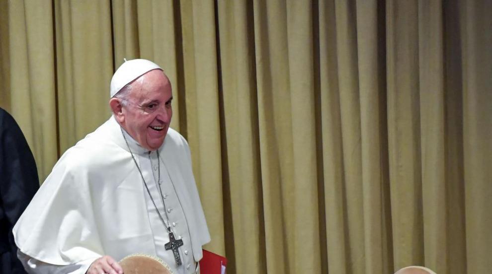 Монахини ще приготвят храната за Папата при посещението му у нас, менюто е...