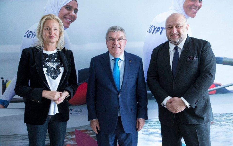 МОК ще консултира България по кандидатура за Младежка олимпиада 2024